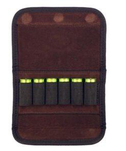 Cartouchière - 6 Cartcouches de Calibre 12 - Turbon - BlackOpe