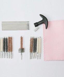 Kit de nettoyage pour Calibre .22 et .223 Entretien armes