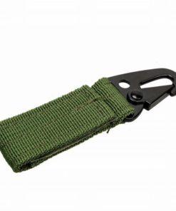 Porte-clés tactique - Army Green - BlackOpe