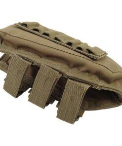 Appui joue – Cartouchière – Military world – mod2 – TAN Accessoires