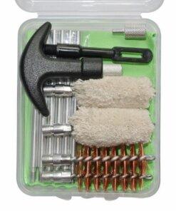 Kit accessoires de nettoyage pour Calibre 12GA et 20GA Entretien armes