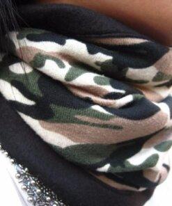 Bonnet / tour de cou CAMOUFLAGE Bonnets