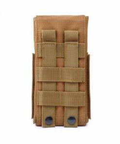 Sacoche pour cartouche – Calibre 12 – Sable Accessoires