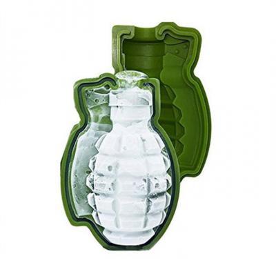 Moule à glaçons - Grenade - BlackOpe