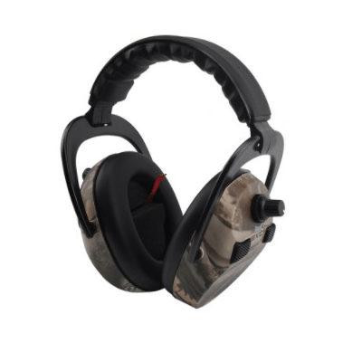Casque électronique de tir - 4 microphones - BlackOpe