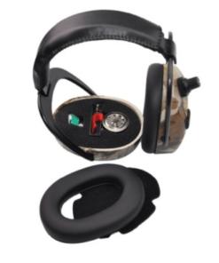 Casque électronique de tir – 4 microphones Casques de tir