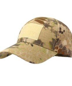 Casquette de camouflage – Dessert Python lines Casquettes & Chapeaux