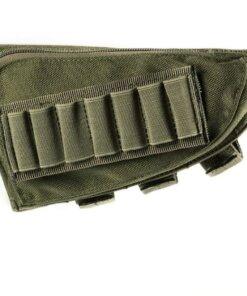 Cartouchière de crosse – Onetigris – mod 4 – Ranger Green Accessoires
