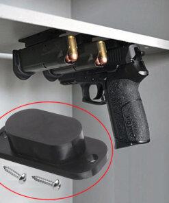 Fixation Magnétique pour arme et chargeur Coffre fort