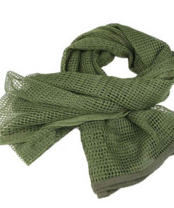 Echarpe de camouflage – Green Echarpe