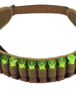 CARTOUCHIERE ceinture – 25 cartouches Calibre 12 Chasse Turbon Mod2.1 Cartouchières Ceinture de Chasse