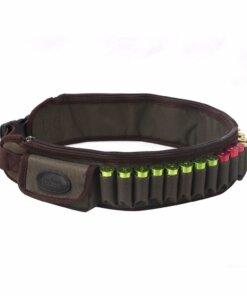 CARTOUCHIERE ceinture – 24 cartouches Calibre 12 Chasse Turbon Mod7.1 Cartouchières Ceinture de Chasse