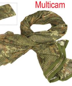 Echarpe de camouflage – Multicam Echarpe