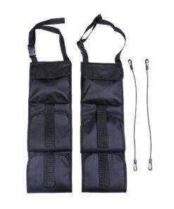 Porte Fusil pour siège de voiture – Noir Voiture