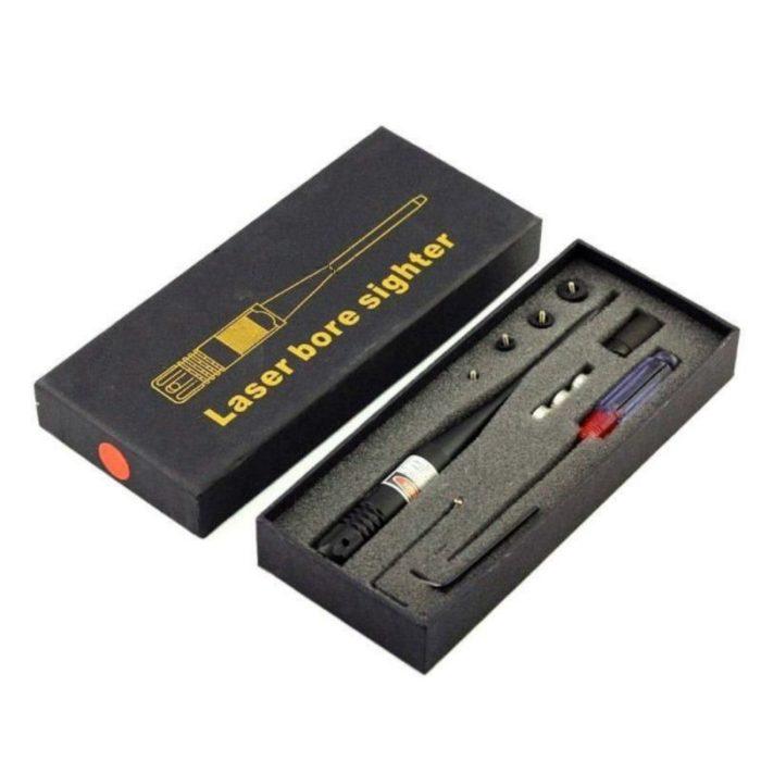 Collimateur de réglage Laser .22 au .50 Tout calibre Accessoires optiques