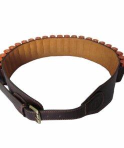 CARTOUCHIERE ceinture – 23 cartouches Calibre 12 Chasse Turbon Mod 3.1 Cartouchières Ceinture de Chasse