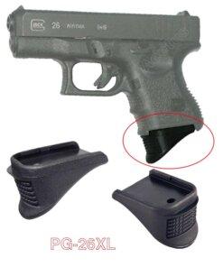 Grip Extension Arme de poing – Smith & Wesson M & P Bouclier 9mm/. 40 S & W SEULEMENT Accessoires