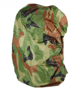 Protection de sac à dos – étanche – Military world – mod 3 – Green Bagagerie