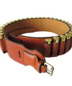 CARTOUCHIERE ceinture – 30 cartouches Calibre 20 Chasse Turbon Mod 9.1 Cartouchières Ceinture de Chasse
