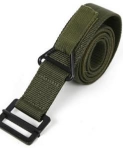 Ceinture tactique multifonctionnelle - Green Army - BlackOpe