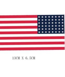 Patch – 2nd amendment – Drapeau Américain – Punisher – USA Flag C Écussons & patchs