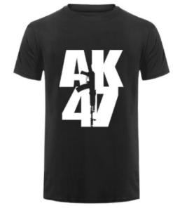 Tee-shirt - AK47 mod 5.1 - BlackOpe
