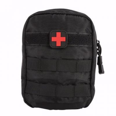 Trousse de premiers secours Militaire – Noir Bagagerie