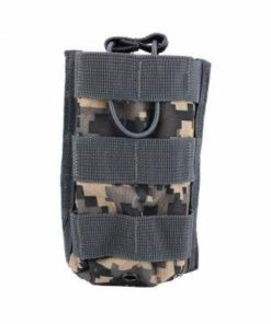 Sacoche Porte chargeur armes longue Tactique- Molle – mod10 ACU Porte chargeur