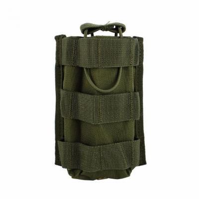 Sacoche Porte chargeur armes longue Tactique- Molle - mod10 VERT - BlackOpe