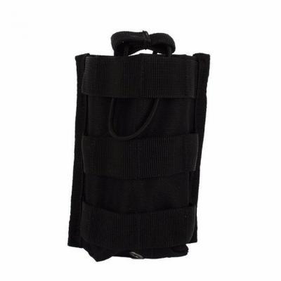 Sacoche Porte chargeur armes longue Tactique- Molle - mod10 NOIR - BlackOpe