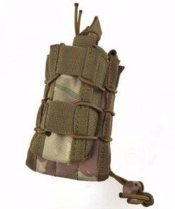 Sacoche Porte chargeur armes longue & arme de poing Tactique- Molle mod1 CP Porte chargeur