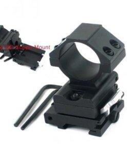 Montage pour magnifier déportable 30mm – Rail Picatinny Optiques & Montages