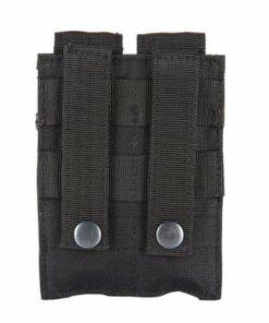 Sacoche Porte chargeur armes de poing Tactique- Molle – mod2 VERT Porte chargeur