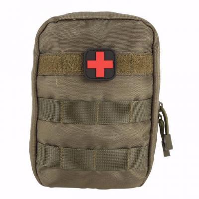 Trousse de premiers secours Militaire - Vert - BlackOpe