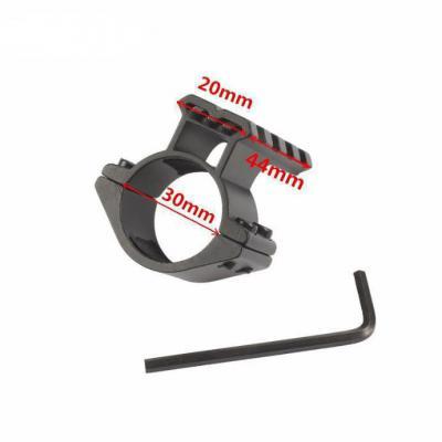 Montage picatinny pour lunette corps 25.4mm / 30mm Montage Monobloc