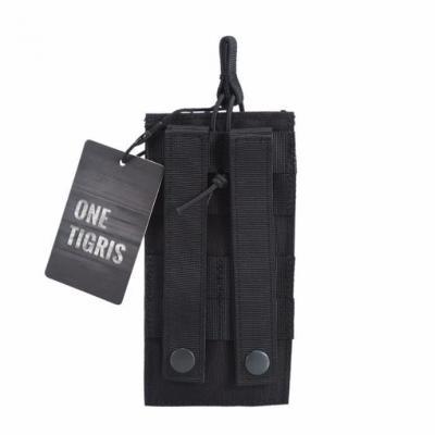 Sacoche Porte chargeur armes longue Tactique- Molle – mod9- Noir Accessoires