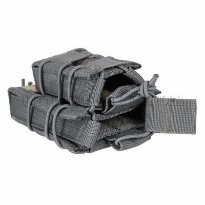 Sacoche Porte chargeur armes longue & arme de poing Tactique- Molle mod1 ACU Accessoires