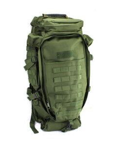 Sac à Dos Militaire 50/70L VERT Bagagerie