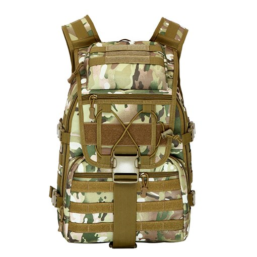 Sac à Dos Militaire – mod3 – Cp Camouflage Bagagerie