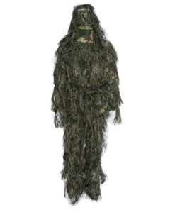 Tenue de camouflage – couleur vert Accessoires