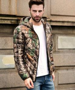 Veste camouflage de chasse Blouson & Veste