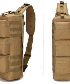 Sac à dos – Militaire – Mono sangle – MUD Bagagerie