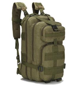 Sac à dos militaire 20/35L VERT Bagagerie