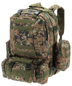 Sac à Dos Militaire 50L ARMY 2 Bagagerie