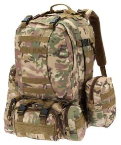Sac à Dos Militaire 50L ARMY Bagagerie