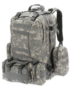 Sac à Dos Militaire 50L CP Bagagerie