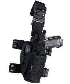 Holster Arme de poing – Tactique Militaire – mod3 – Gaucher Bagagerie