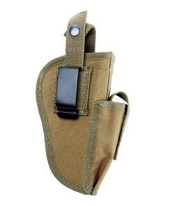 Holster souple Arme de poing – Sable – mod2 Accessoires