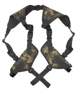 Double holster d'épaule – Arme de poings – ACU Accessoires