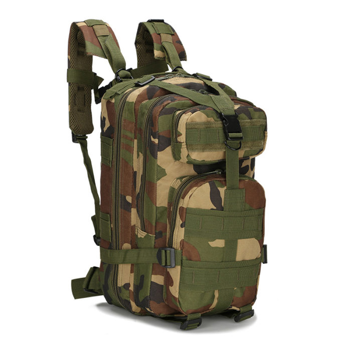 Sac à dos militaire 20/35L ARMY Bagagerie